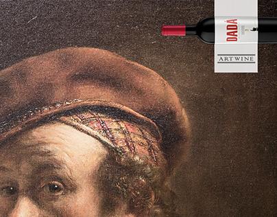 DADÁ Wine Art