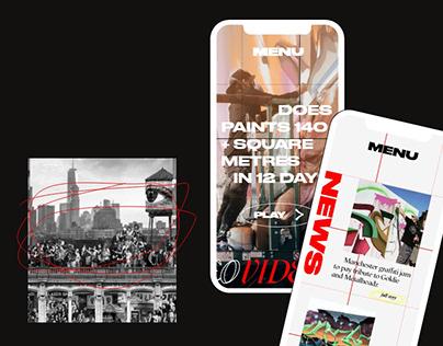 Graffiti Online Magazine