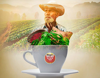 Café Águila Roja - Social Media