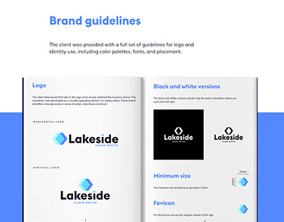 Lakeside R&D Logo Case Study