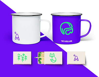 Corporate identity of Traveller