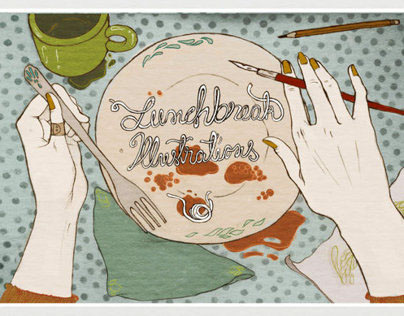 Lunchbreak Illustrations