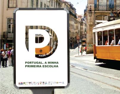 Campanha - PORTUGAL. A minha primeira escolha