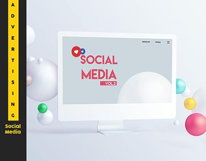 Social Media Vol.2 - Beauty