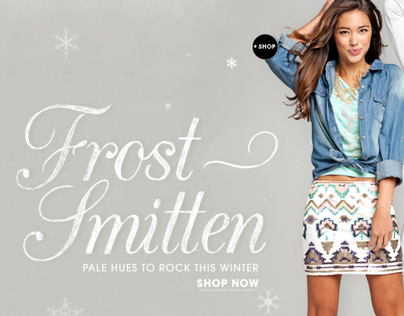 Wet Seal Holiday 2012