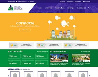 Layout PSD | Câmara Municipal de Barbalha - CE (2017)