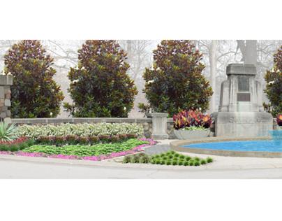 Garvin Park Fountain