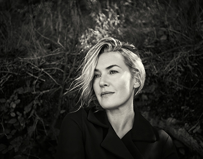 Kate Winslet by Jason Bell for Hollywood Reporter