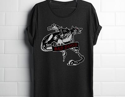 Bad Dogs MC Shirt