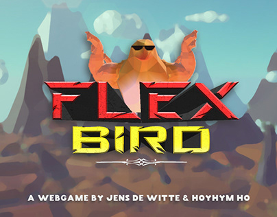 Flexbird - the game