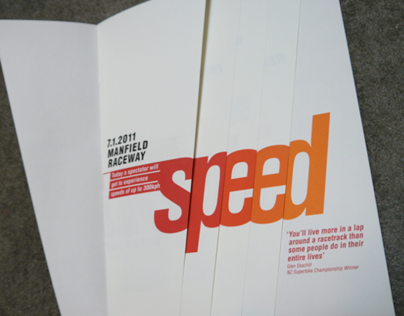 Speed Booklet
