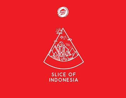 Slice of Indonesia - Pizza Hut Campaign