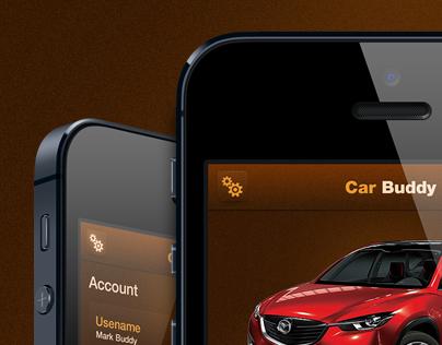 Car Buddy - iPhone App