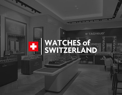 Watches of Switzerland / Landing Pages