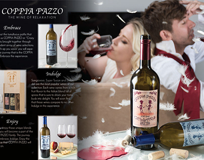 Coppia Pazzo Catalog Advertisement