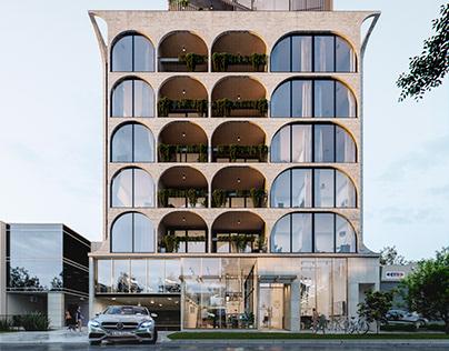 HOUSING IN MELBOURNE, AUSTRALIA (COMMERCIAL/FULL CGI)