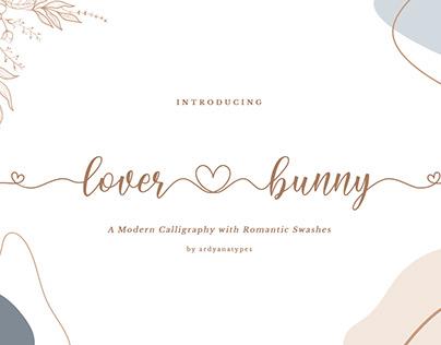 Lover Bunny (Decoration Script)