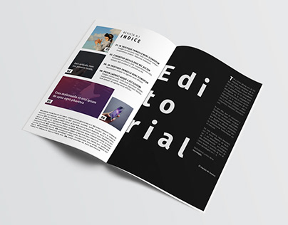 Innova Digital Magazine Design