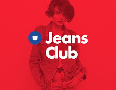 Jeans Club - E-commerce Store