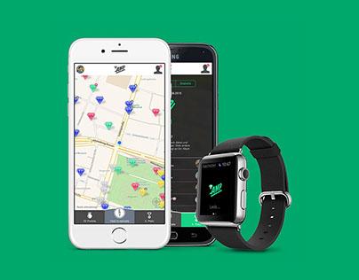 AMP — App Design, UX|UI