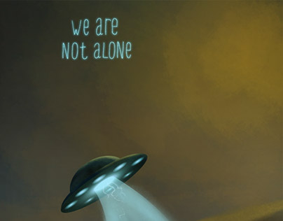we are not alone ufo essay Are we alone (aliens) essaysyes extraterrestrial life exists we aren't alone, but what do we really mean by asking are we alone are we alone in this earth, or in this universe.