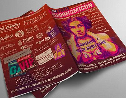 KCNF Festival Booklet
