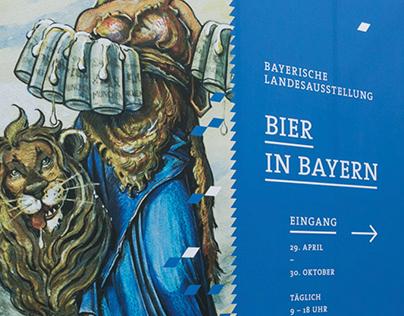 BIER IN BAYERN - Exhibition