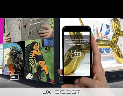 UX Boos Museum&Arts