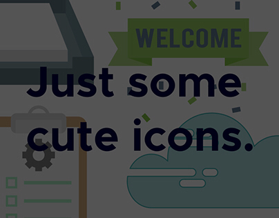 Just some cute icons.