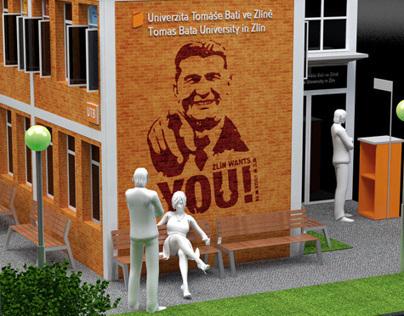 Gaudeamus 2012 - UTB Exhibition Stand
