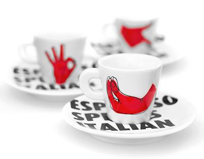 Espresso Speaks Italian - 2017 Trucillo Cup Collection