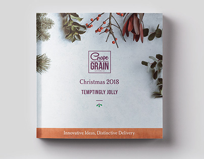 Grape and Grain Catering Co. Christmas 2018