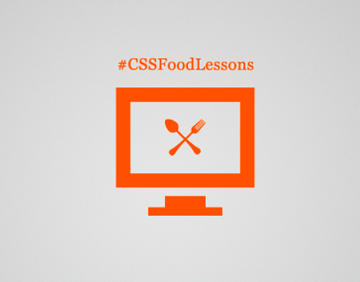 CSS Food Lessons
