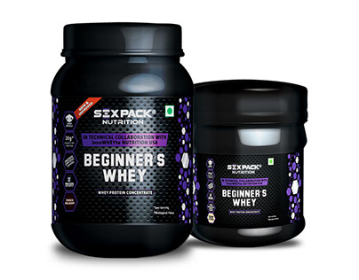Beginner's Whey Launch - Print and Web Media