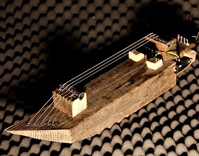 The Lock Guitar - Log Sounds