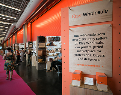Etsy Wholesale @ New York NOW 2015