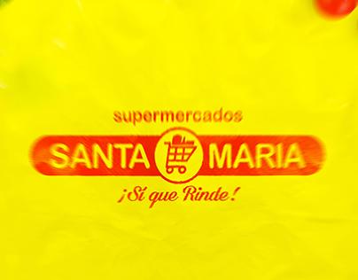 Supermercados Santa María Comercial Ofertas