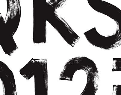 F... Hamburg | Typeface