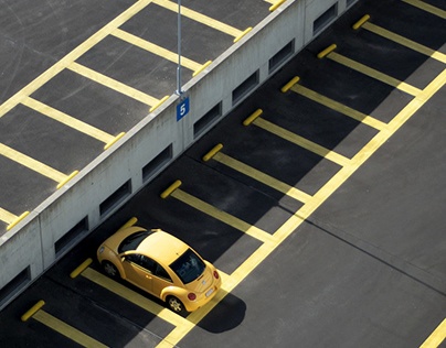 Dock Square Parking Garage