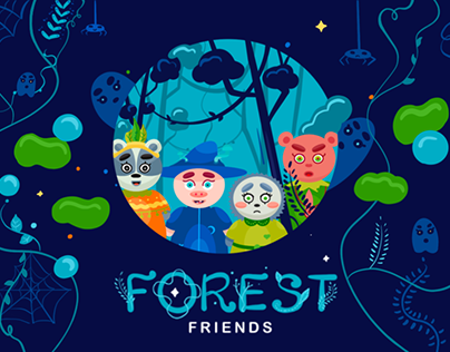 Forest Friends | Pet simulator mobile game