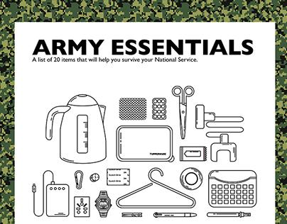 Army Essentials