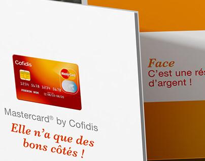 Cofidis Be MasterCard