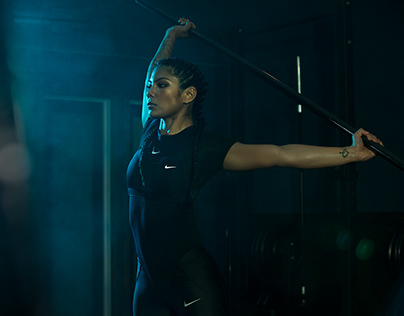 Nike Strength Trainer, Betina Gozo.