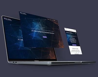 Ent-Vision Corporate Website