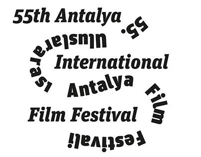 Antalya Film Festivali Logo