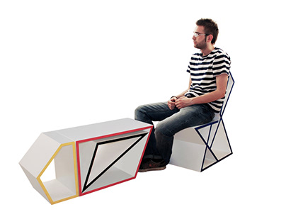 Modular Furniture - Shape and Function