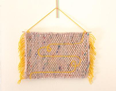 No. 6, Woven Wall Hanging
