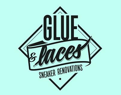 Glue & laces Identité visuelle