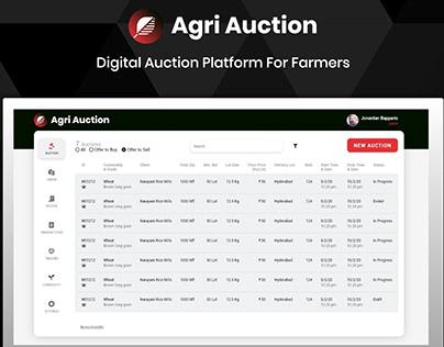 Agri Auction