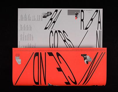 Un nou incendi. Poster/vinyl record sleeve